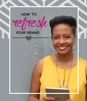 Refresh your brand: Your guide to updating your brand or rebranding your business